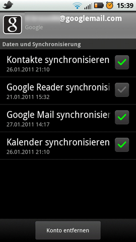 androidkalender Tutorial: Google Kalender synchronisieren auf allen System   iOS, Android, Windows, Mac