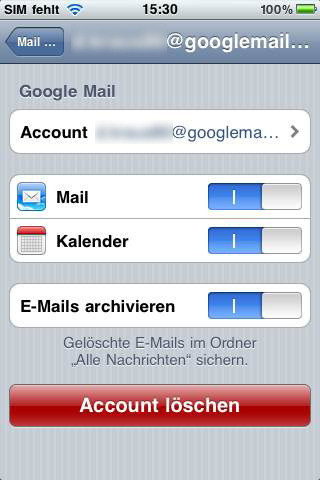 kalenderiphone Tutorial: Google Kalender synchronisieren auf allen System   iOS, Android, Windows, Mac
