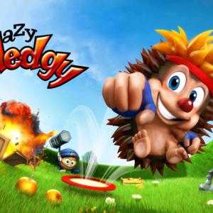 Crazy Hedgy - Rollender Spielspaß auf dem iPhone und iPad