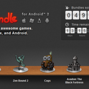 Humble Bundle - Spiele Bundle für Mac, Windows, Linux und Android