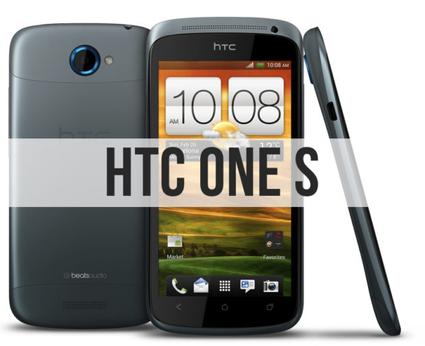 HTC One S - Im Test