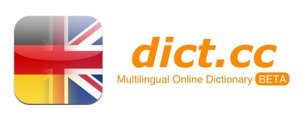 dict.cc Mobil