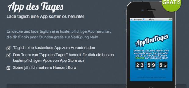 App des Tages: Täglich eine App kostenlos herunterladen