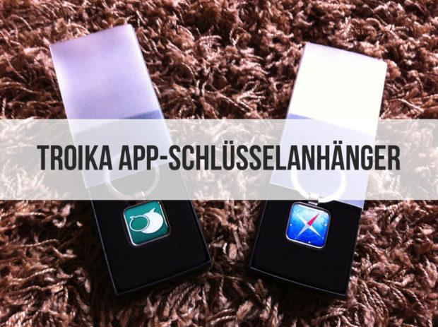 Gadgets für Nerds: Der App-Schlüsselanhänger