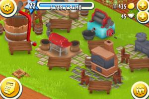 Hay Day - eine komplexe Farmsimulation für iOS