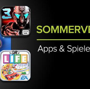 Google Play Sommerverkauf: Apps und Spiele zum Schnäppchenpreis