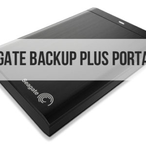 Backup Plus Portable - Die Social Media Festplatte