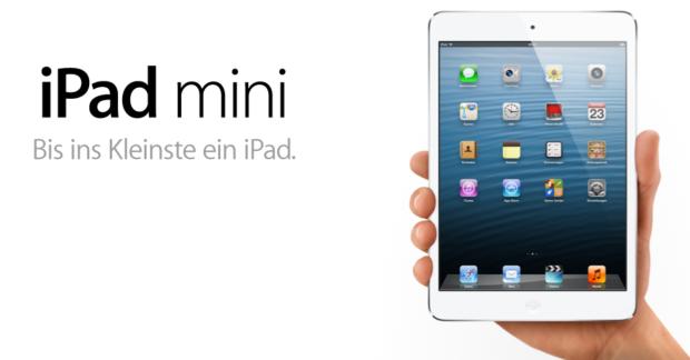 iPad mini offiziell von Apple vorgestellt - LTE wieder nur bei der Telekom verfügbar