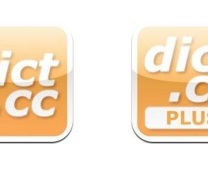 dict.cc - Großes Update für iOS- und Android-App