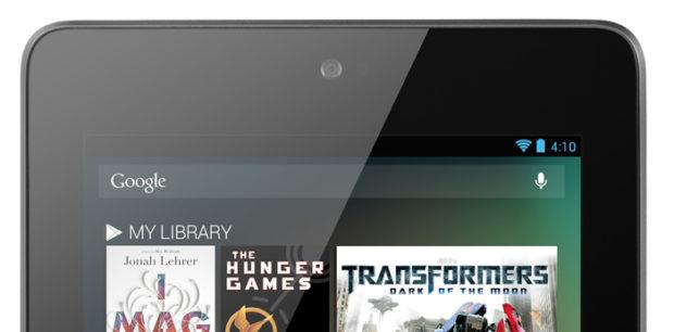 Tutorial: Nexus 7 - Videos mit 720p aufnehmen
