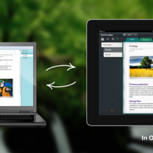 Outline+ - OneNote Notizbuch Alternative in toller Optik