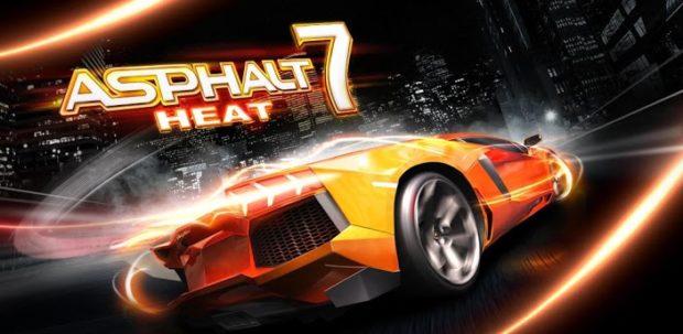 Spieletipp - Asphalt 7: Heat momentan kostenlos im AppStore