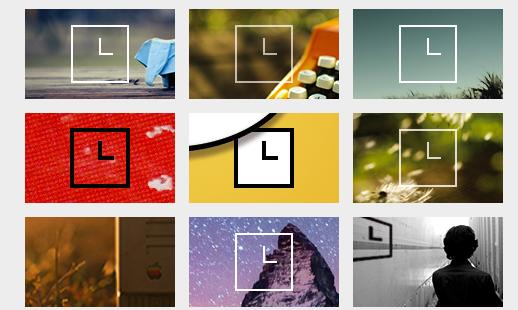 Ticke-Tack - Eine stylische Desktopuhr für Windows und Mac