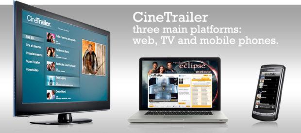 Cinetrailer - Infos und Trailer für Cineasten unter Windows Phone