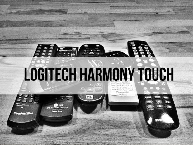 Logitech Harmony - Herr der Fernbedienungen