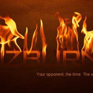 QuizBurner - Dein Gegner, die Zeit. Die Waffe, dein Wissen