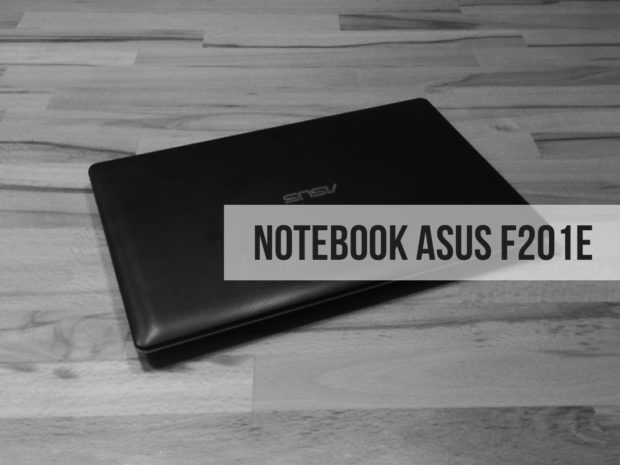 [Homeoffice] Notebook Asus F201E im Test