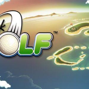App der Woche: Flick Golf kostenlos im AppStore