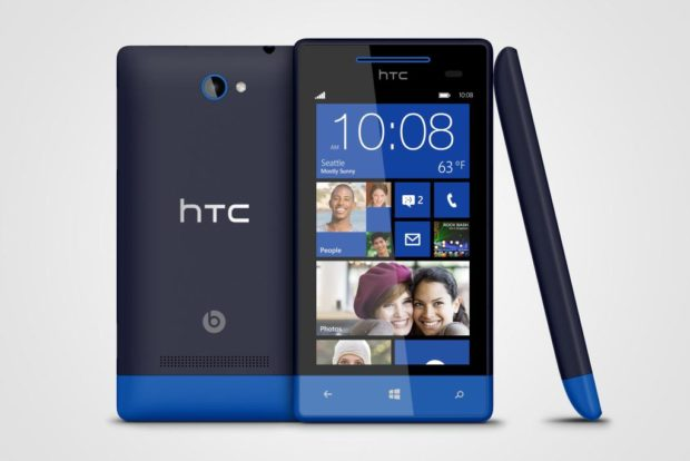 Mein Windows Phone 8 Projekt mit dem HTC 8S - Tagebucheintrag #1