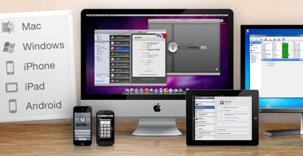 1Password - Plattformübergreifende Passwortverwaltung für Mac, Windows, iOS und Android