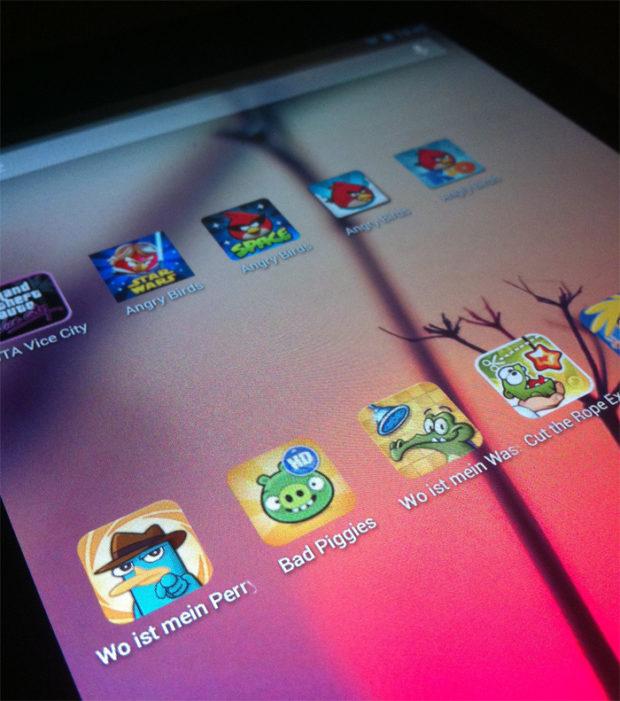 Blogstöckchen: Deine Spiele auf dem Tablet oder Smartphone