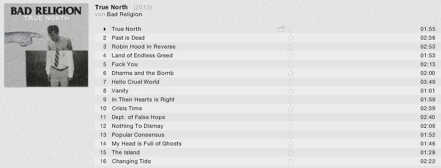 #MusikFriday – Musiktipps fürs Wochenende und darüber hinaus #5 – The Script, Bad Religion & Imagine Dragons