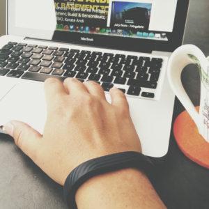 Es geht wieder #UP - Das Jawbone #UP24 im Test