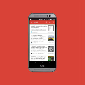 #YNTA - FeedlyReader für Android im Material Design
