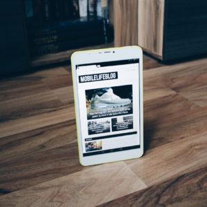 Das Cat Helix Tablet mit 3G im Test