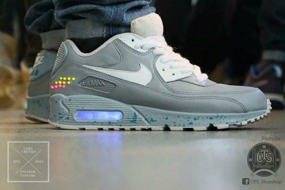 Nike Mag Zurück In Die Zukunft