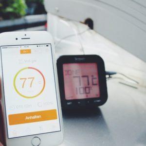 Oregon Scientific GRILL RIGHT Grill Thermometer im Test - Damit das Fleisch immer auf den Punkt gegart ist