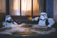 Star Wars - The Daily Life of Stormtroopers by Jorge Pérez Higuera