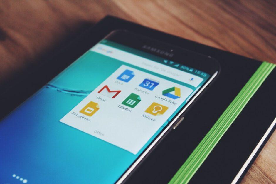 Das Samsung Galaxy S6 Edge+ als mobiles Office
