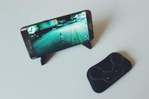 Das Samsung Galaxy S6 Edge+ als Spielekonsole für unterwegs