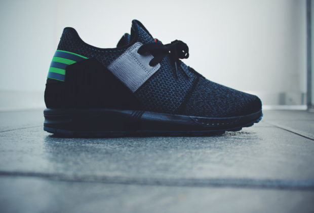 adidas ZX FLUX Plus - Mystical Forest Pack // by Foot Locker