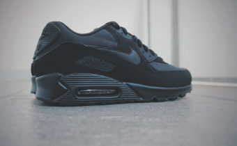 Nike Air Max 90 Essential // All Black by JD Sports