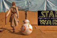 Star Wars VII - Das Erwachen der Macht - Low-Budget Trailer