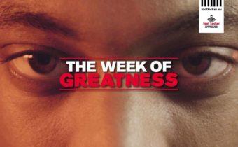 Foot Locker feiert die Week of Greatness - Sneaker Releases in Hülle und Fülle