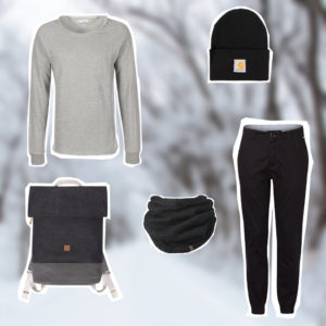 #OOTD – Winter Edition powered by BACKYARD