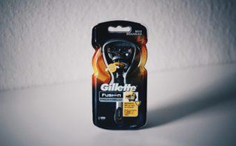 Der neue Gillette Fusion ProShield