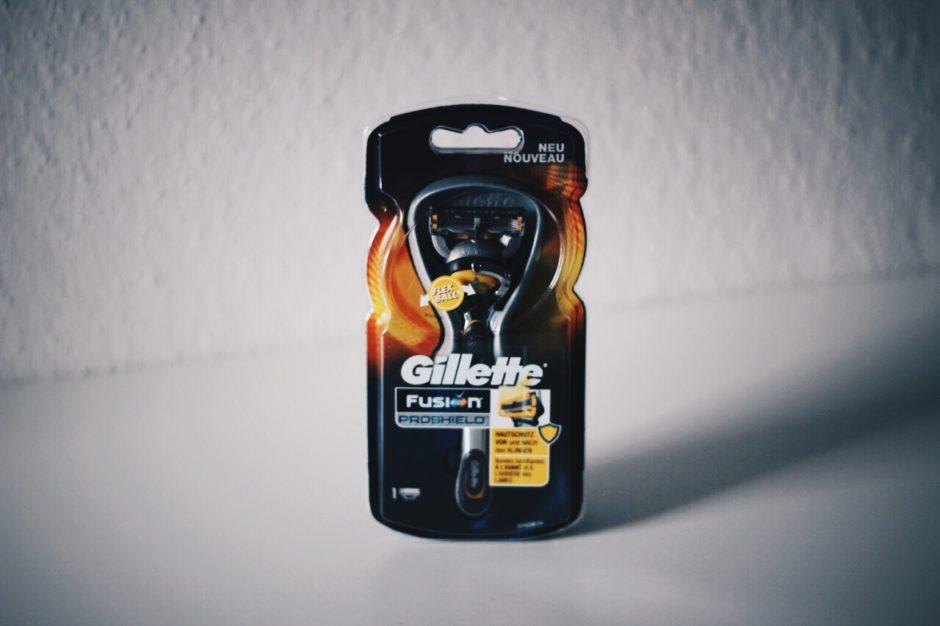 Anzeige: Der neue Gillette Fusion ProShield