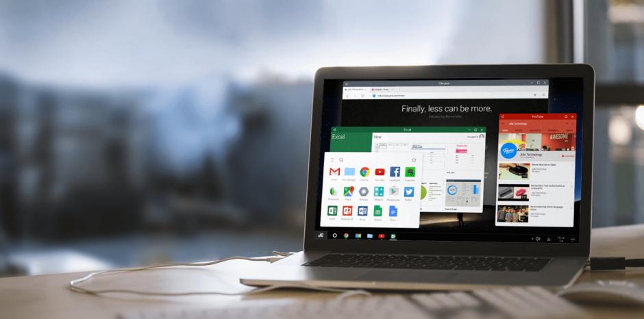 Remix OS - Android als optisch ansprechendes OS für den PC