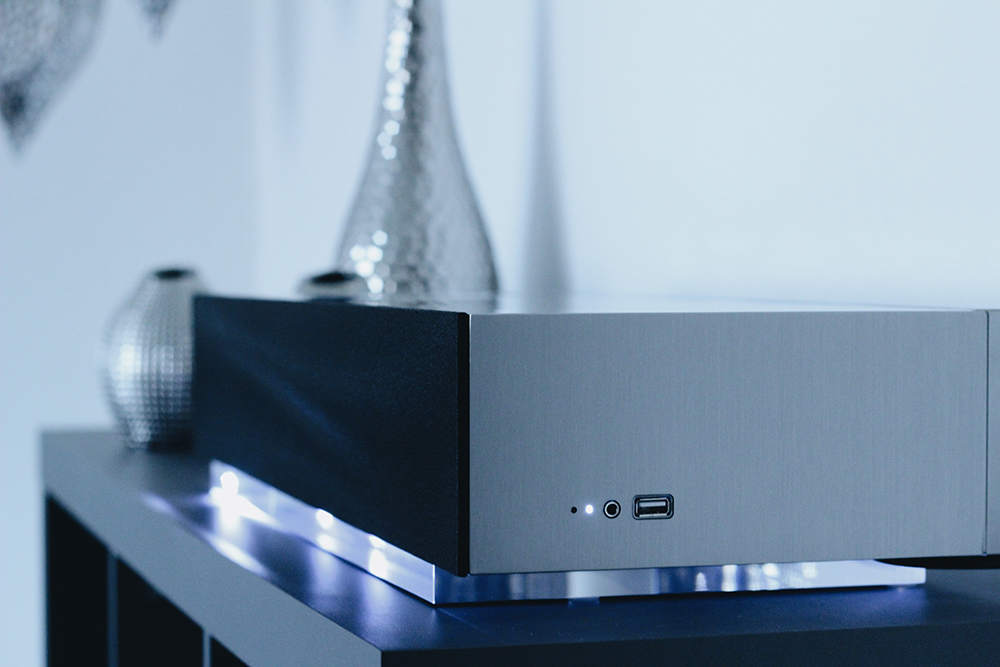 Mu-so by Naim Audio