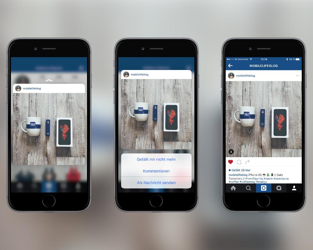1&1 Dauertest: Das neue 3D Touch-Display - Die Funktionen solltet ihr kennen und nutzen