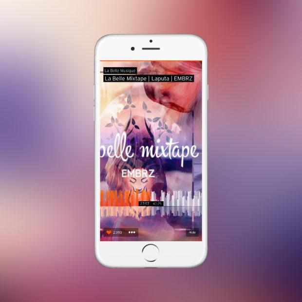 WVKE UP #3 - La Belle Mixtape | Laputa | EMBRZ