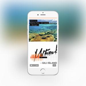 WVKE UP #4 // Mathieu Koss - Gili Islands Mixtape