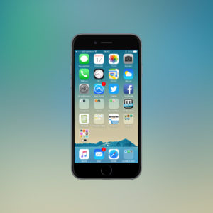 1&1 Dauertest: Weniger ist mehr  - Das sind meine installierten Apps auf dem iPhone 6S