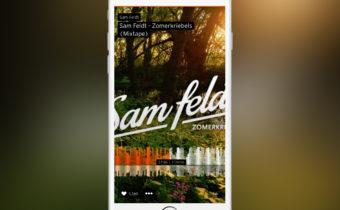 WVKE UP #5 // Sam Feldt - Zomerkriebels (Mixtape)