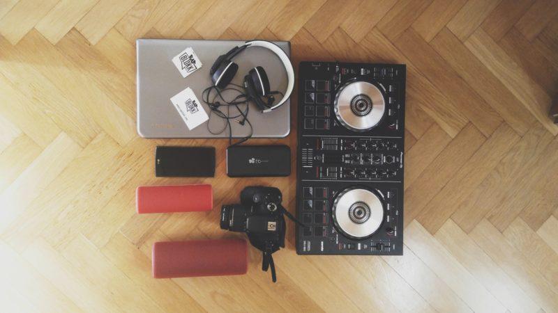 Blogger Essentials - Rapblokk