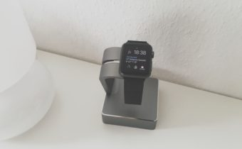 Aviato Apple Watch AirZERO Aluminium Halterung